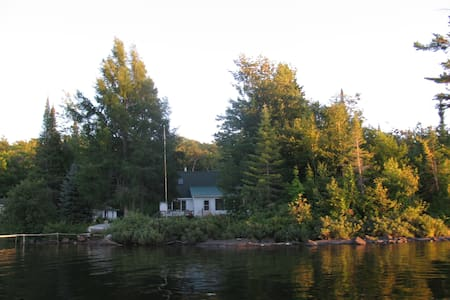 Lovely Lake Medora cottage - Copper Harbor - Casa