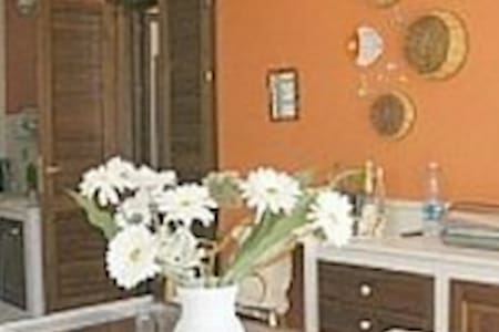 Beautiful terraced Apartment in Taormina - Letojanni - Daire