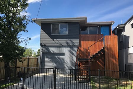 Modern Queenslander - Rocklea - 独立屋