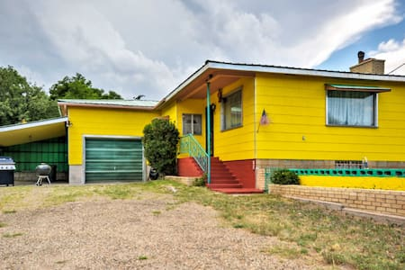 Bright Springer House w/ Patio & Orchard Views!