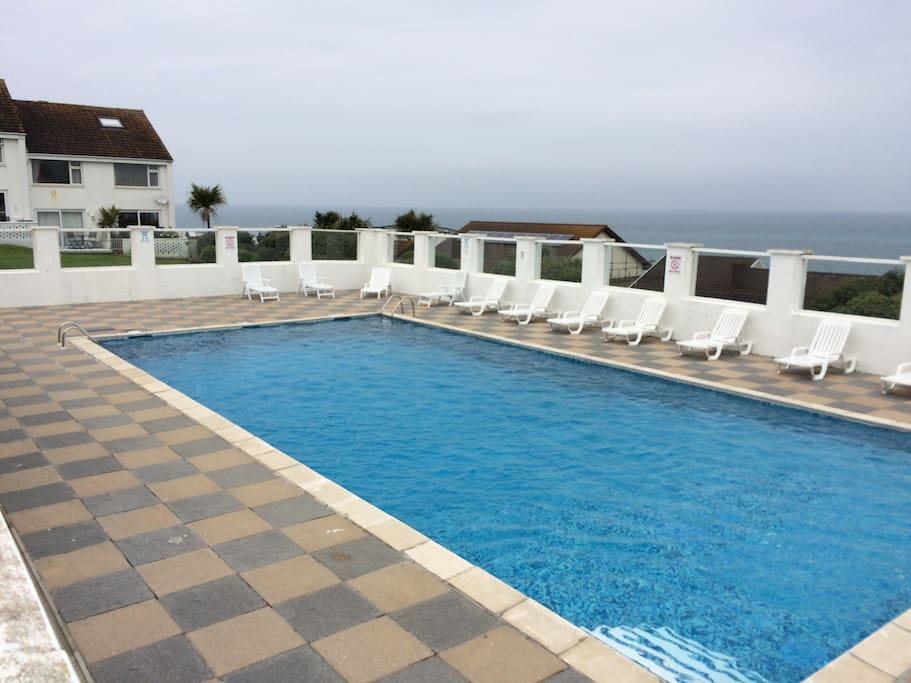 Pool (shared with other Surf View residents)