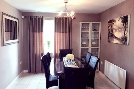 Beautiful double bedroom in Milton Keynes
