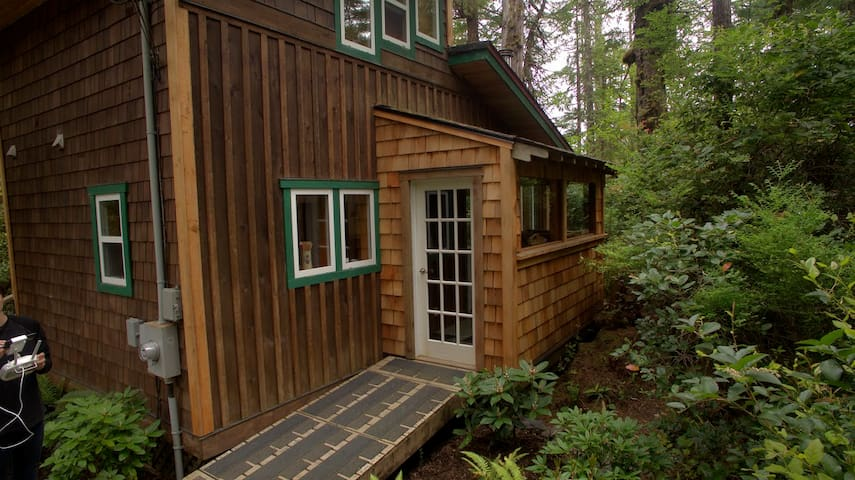 Whimbrel Cabin in the Cedars (Since 2017)