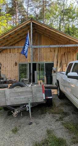 The Kester Cabin