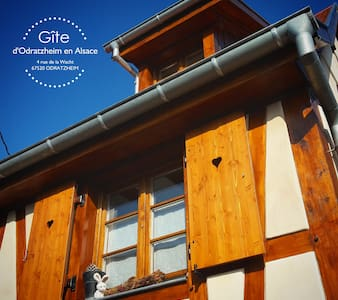 Gîte d'Odratzheim en Alsace - Odratzheim - Casa