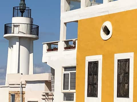 Al Fanar with a private terrace
