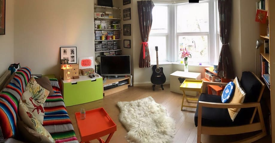 Victorian 1 bedroom flat Brockley, Nunhead/Peckham - London - Apartemen