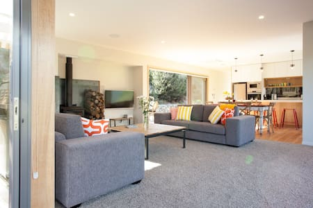 Tukuwaha - Home in the mountains - Glenorchy - House