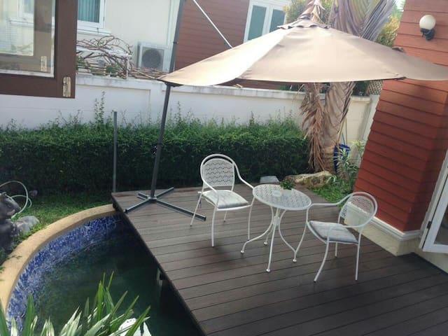 Kirinakara is well managed resort15 - Hin Lek Fai - Ev