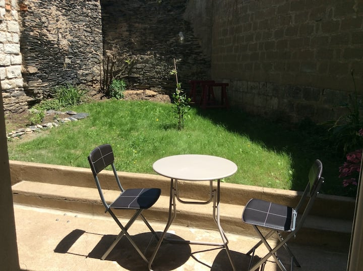 Mignon T1bis, Angers centre, 1 mn de la gare sncf