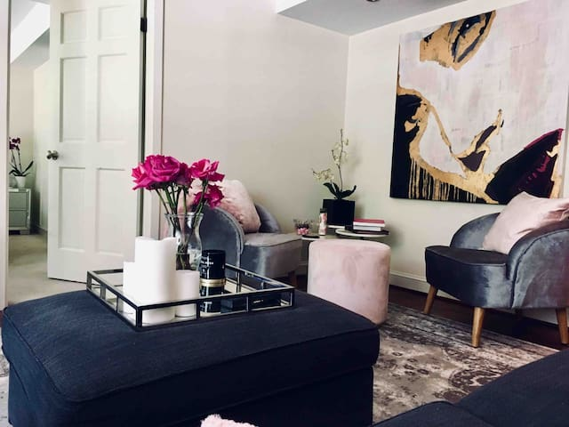 Elegant & Stylish Apartment in Heart of DC