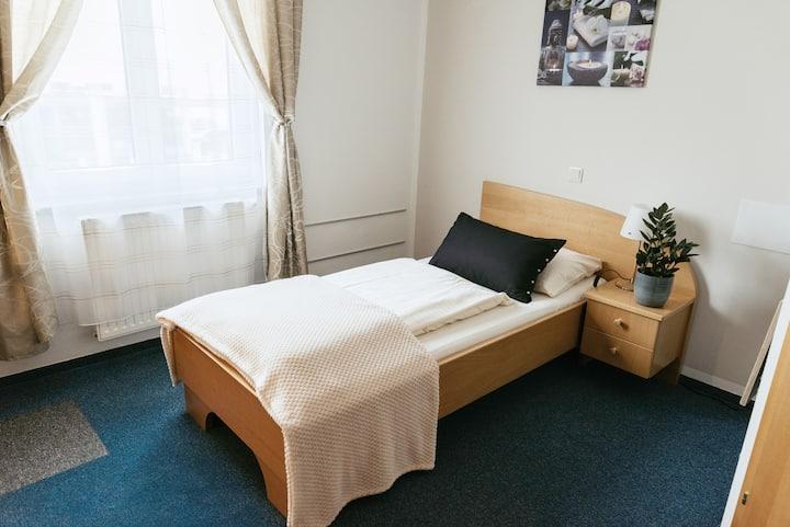 Gästehaus Feldkirchen - Einzelzimmer
