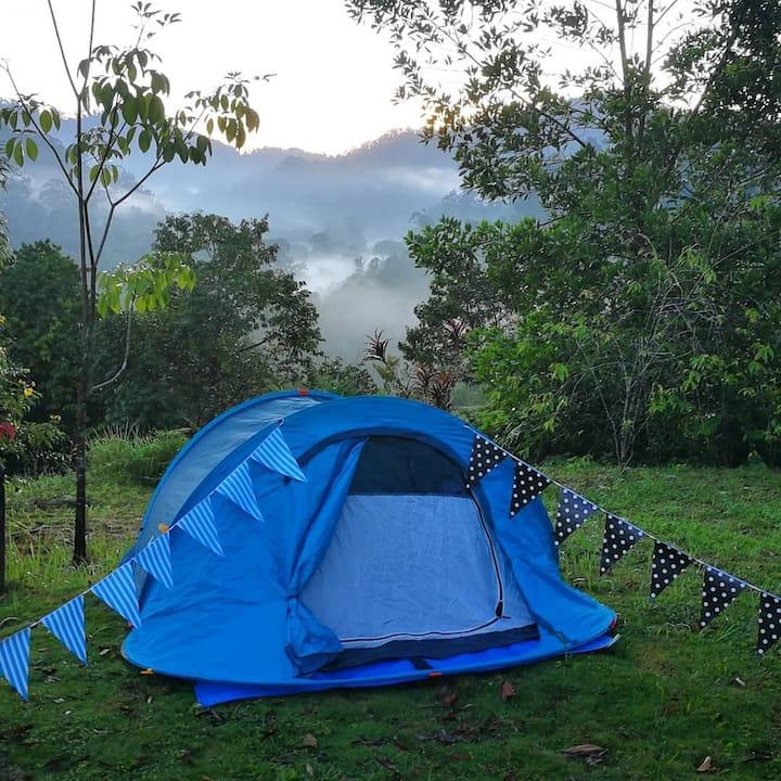 Hemingway Hillview 3.0 BetongThai 2pax 勿洞山上露营
