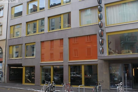 Nice Small Studio at the heart of Zurich - Zurych - Apartament