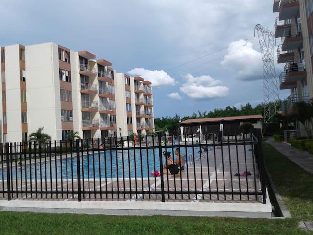 Apartamento familiar en Vallesué