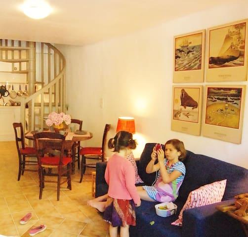 Intime maison de montagne - Couflens - Dům