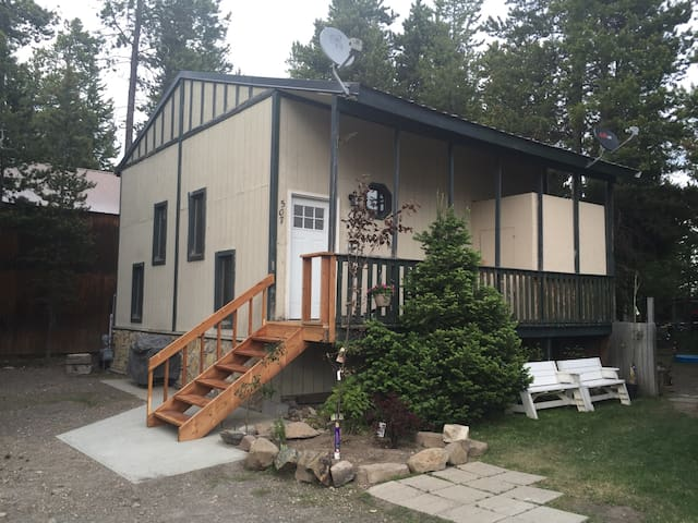 Aspen Lodge, private, beautiful & fully furnished - West Yellowstone - Appartement