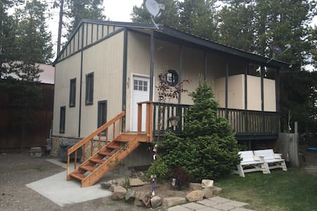 Aspen Lodge, private, beautiful & fully furnished - West Yellowstone - Daire