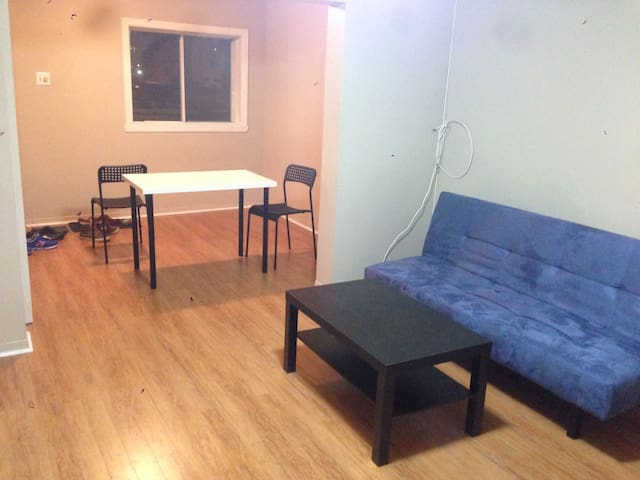 Affordable room in Gatineau, near downtown Ottawa. - Gatineau - Apartament