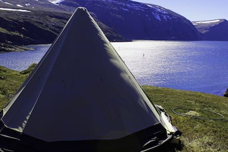 Arctic view glamping & restaurant