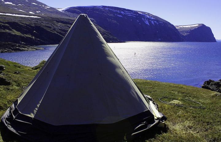 Arctic view glamping & restaurant