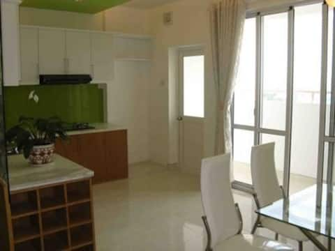 small place nice bedroom in Vinh Long City