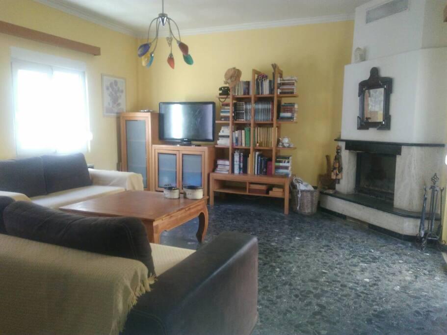 Σαλόνι (Living room)