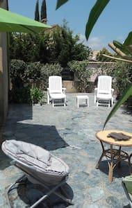 Maison de charme 5mn de la mer,clim - Venzolasca