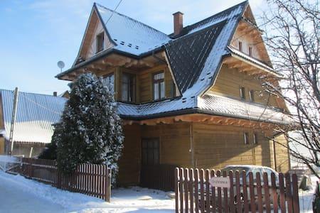 Willa Cizemka Bukowina pokoj#3 - Bukowina Tatrzańska - Guesthouse