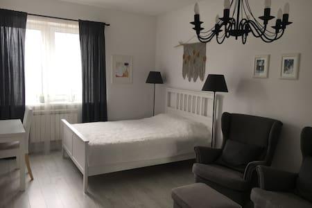 Cosy bright flat in Scandinavian style