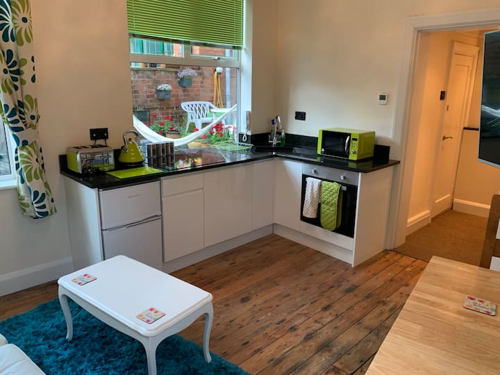 Self Catering Flat in the centre of Great Malvern