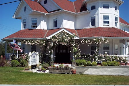 The Onward (#4) the Anchorage Inn B&B - Coupeville - Bed & Breakfast