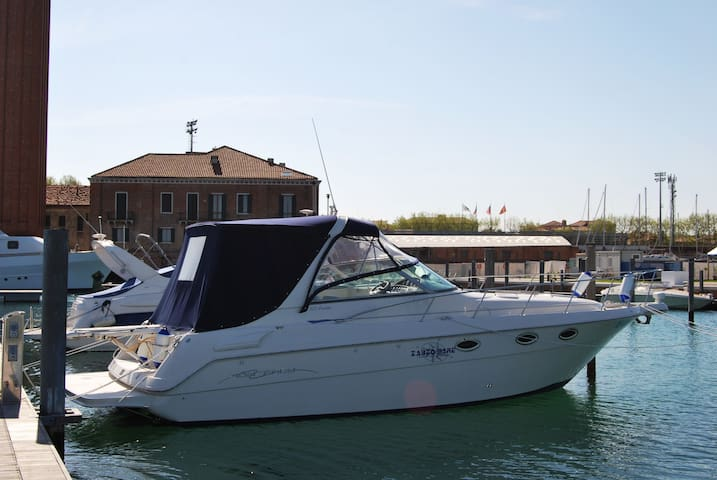 """TIFFANY"" MARINA SANT'ELENA RESORT IN VENICE"