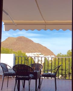 LOVELY BED&BREAKFAST WITH A LARGE TERRACE 2/3 PPL - San José - Maison