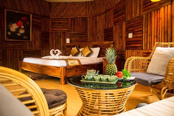 Tea resort- Biệt thự với phong cách Châu Âu
