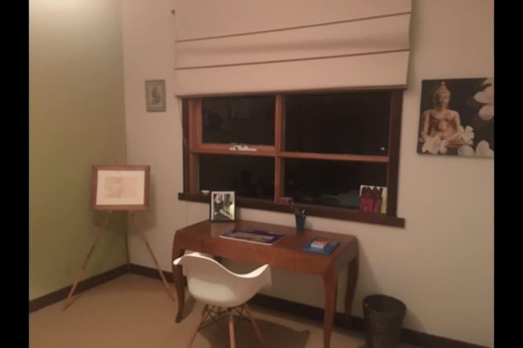 Bedroom - Desk
