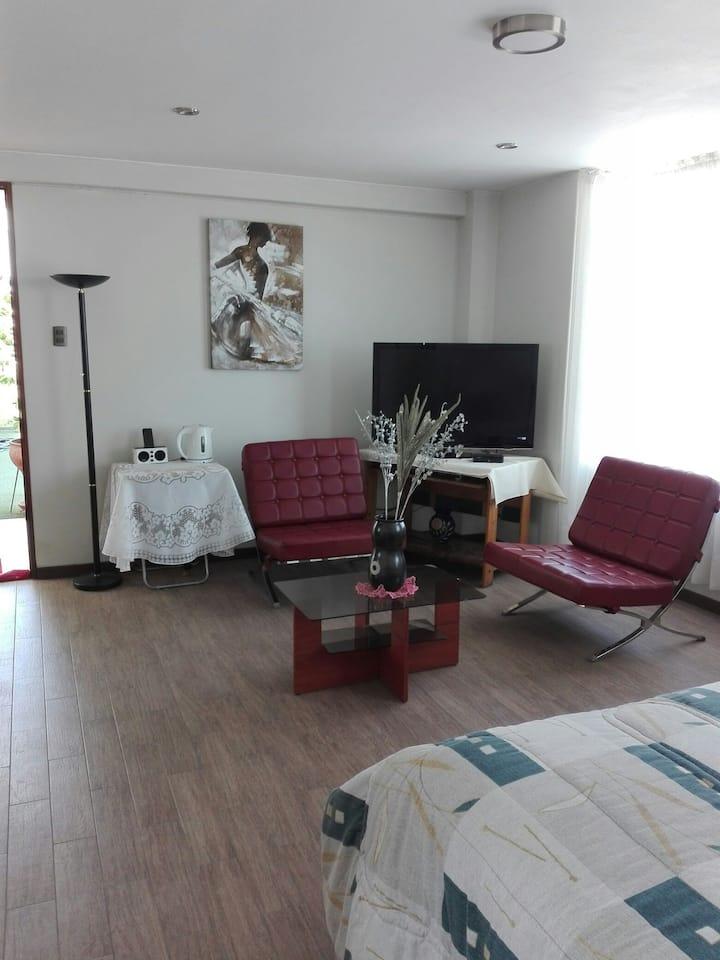 Habitación privada en Arequipa