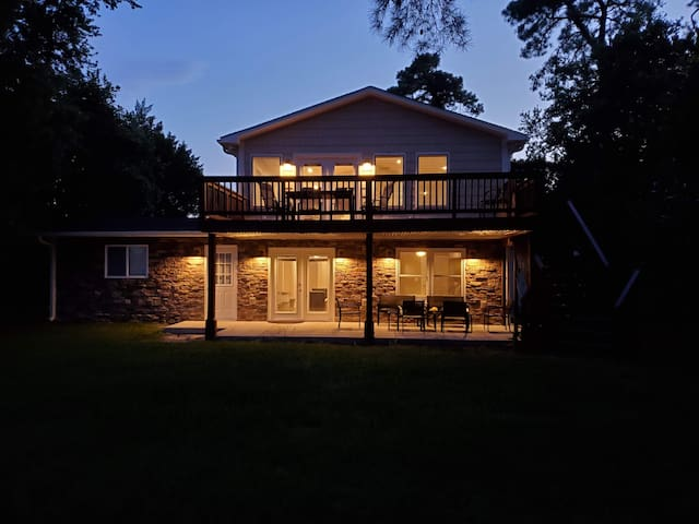 Waterfront Home New Bern - Private Dock