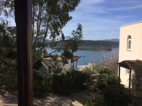 Entire Villa for rent - sea and pool