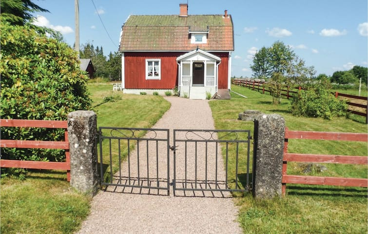 Holiday cottage with 1 bedroom on 60m² in Södra Vi