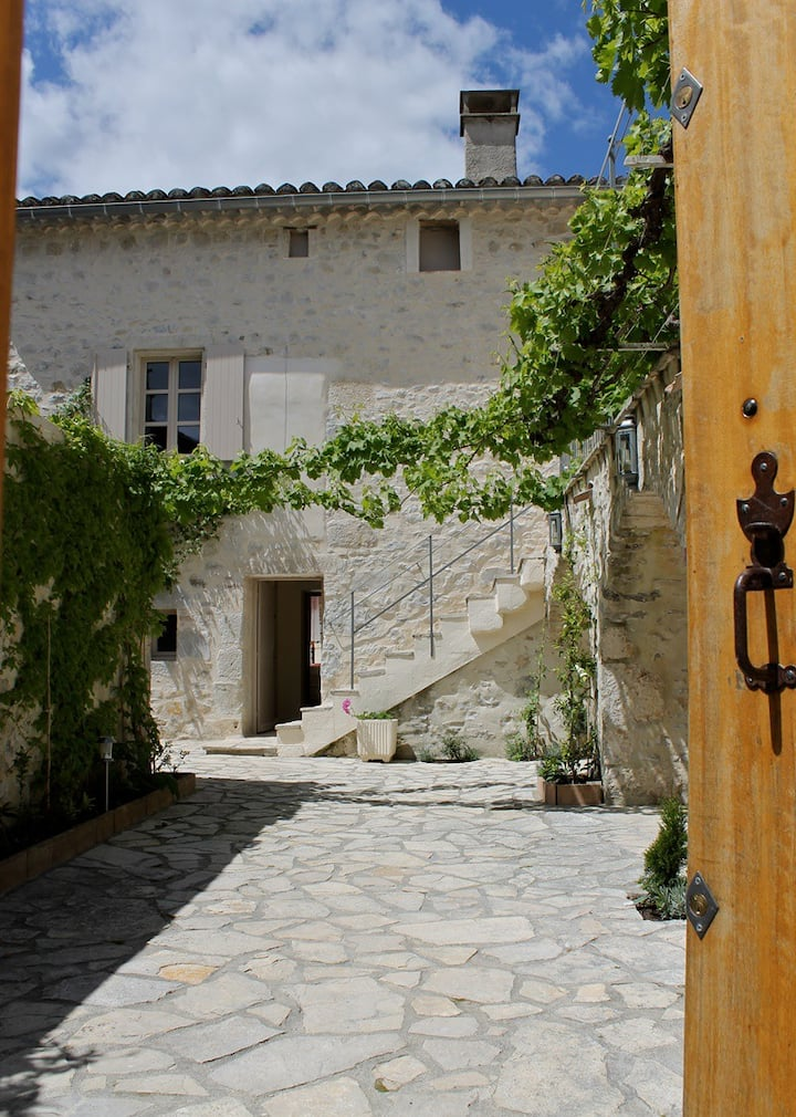 Charming provencial house