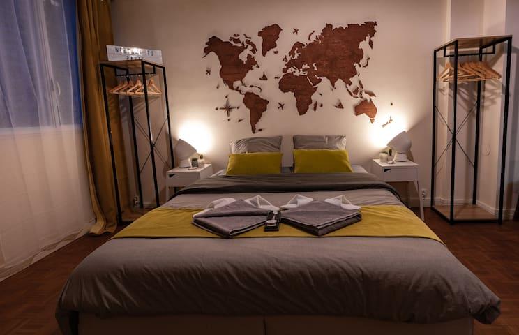 ☼ Bright Private Bedroom ☼