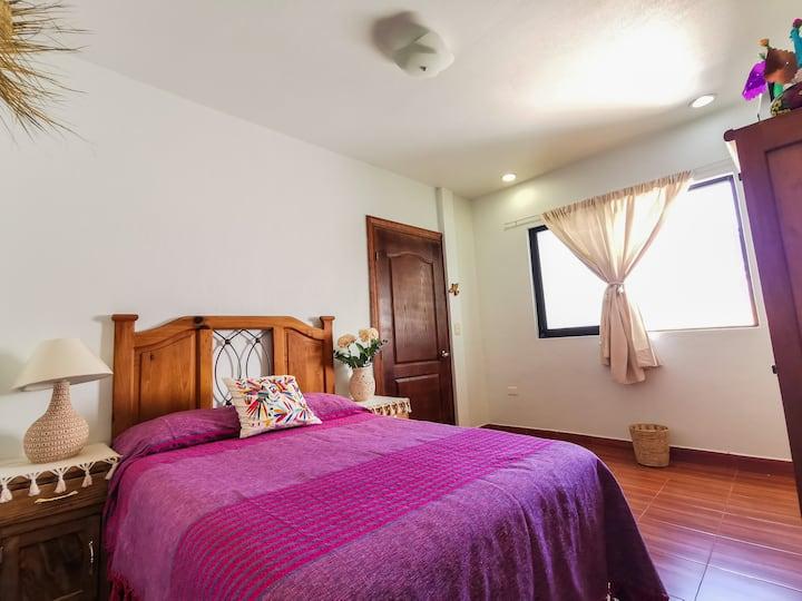 BED & BREAKEFAST A 12 MIN DE SANTO DOMINGO PARA 3