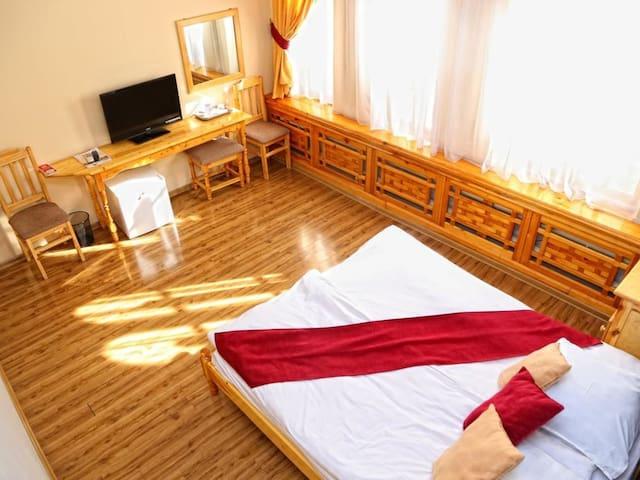 Double Room in Bukhara by Hotel Malika