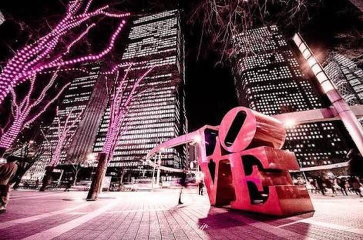 Shinjukuモダン和風loft 新築 #206