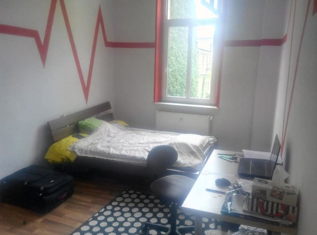 Excellent room with great location - Cottbus