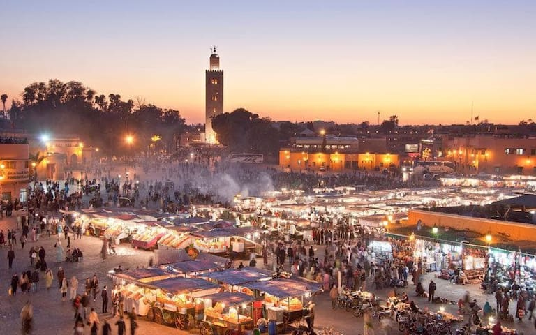 MARRAKECH VOUS ATTEND