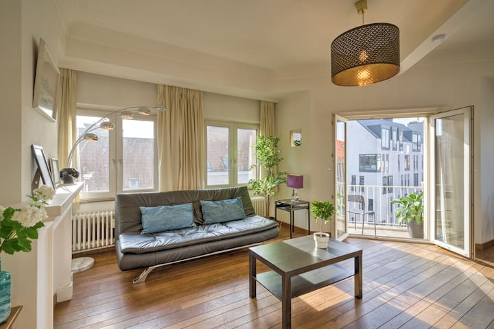 Spacious Apartments in the Center of Antwerp 3R