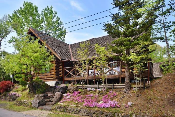 Rental Log UrubeVillage Deluxe Log House