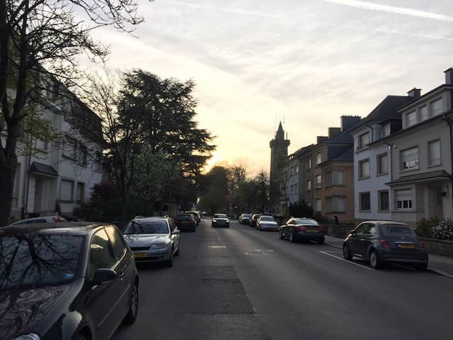 Long term options | fully furnished | Limpertsberg - Luxembourg City - Apartment